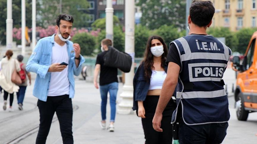 Maske cezaları iptal olur mu?