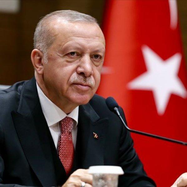 Cumhurbaşkanı Erdoğan, 19 ülke lideriyle koronayı görüştü