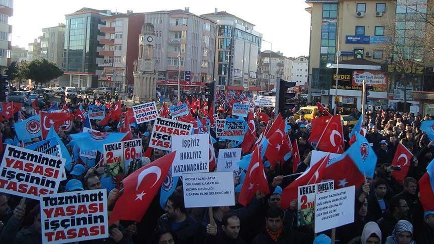 TÜRK-İŞ: Cevabımız genel grev olur