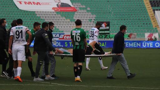 Denizlispor'da Ahmed Yasin şoku! 7 ay sahalardan uzak kalacak...
