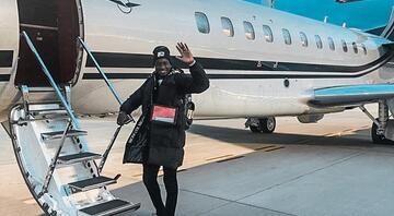 Mbaye Diagne, Galatasaraya veda etti