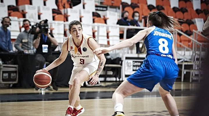 Galatasaray Kadın Basketbol Takımı'nda Covid-19 vaka sayısı 13'e yükseldi