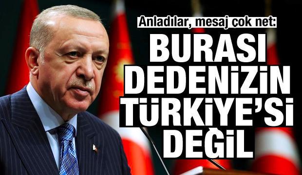 Burası dedenizin Türkiye'si değil