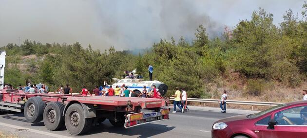 Orman yangınlarında son durum... Saat saat son gelişmeler