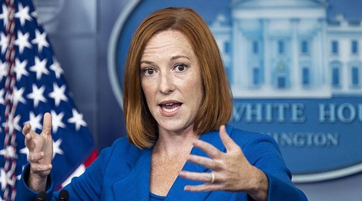 Beyaz Saray'dan Eşref Gani hakkındaki yolsuzluk suçlamalarına yanıt